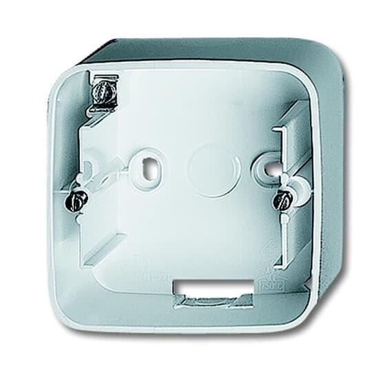 b j reflex si ap aufputz geh use 1 fach alpinwei 1701 214 easyelektro. Black Bedroom Furniture Sets. Home Design Ideas